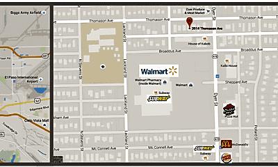 Bathroom, 3918 Thomason Ave, 2