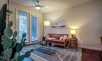 Living Room, IMT Prestonwood, 1