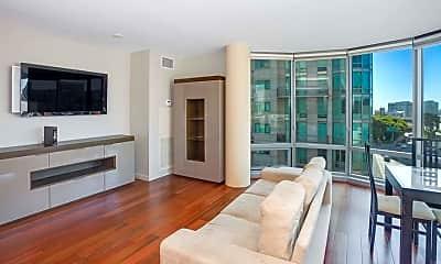 Living Room, 333 Market St, 1