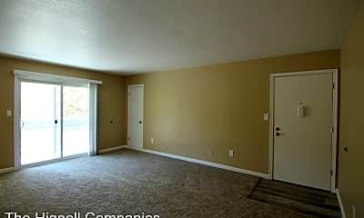 Living Room, 1411 Willis St, 1