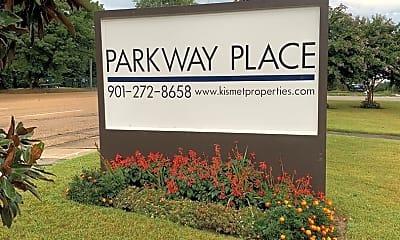 Community Signage, 2342 Parkway Pl, 0