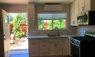 Kitchen, 207 Grand Ave, 1