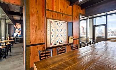 Living Room, 234 N Christopher Columbus Blvd 1205, 1