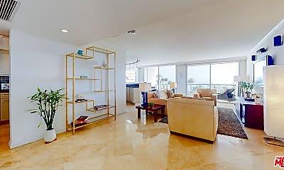 Living Room, 201 Ocean Ave 601P, 1