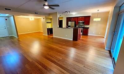 Living Room, 425 Benjamin Dr 206, 1