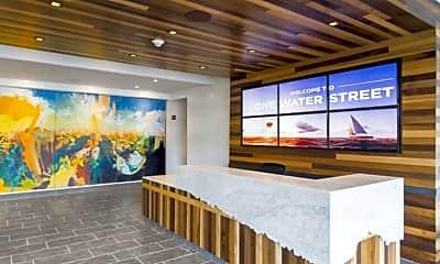 Living Room, 234 N Christopher Columbus Blvd 801, 0