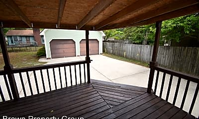 Patio / Deck, 3548 Hastings Dr, 2