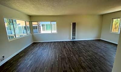 Living Room, 6436 Whitsett Ave, 1
