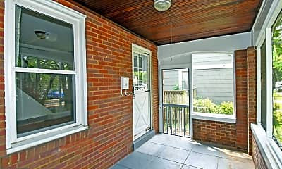 Patio / Deck, 612 23rd St S, 2