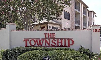 Community Signage, Township, 2