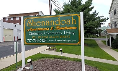 Shenandoah Apartments, 1