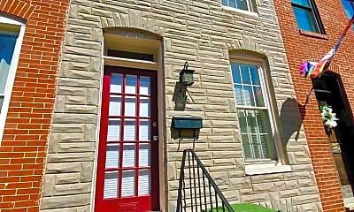 Building, 416 Sanders St, 0