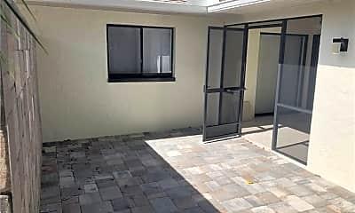 Patio / Deck, 9701 8th St N, 2