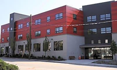 Building, Bradley Commons, 0