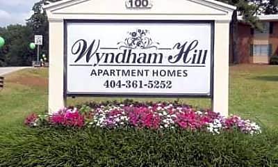 Wyndham Hill, 0