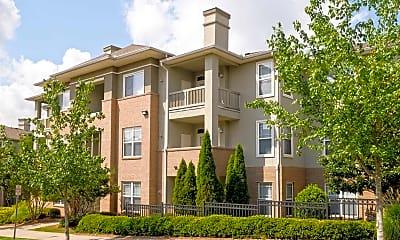 Building, Columbia Park Citi, 2