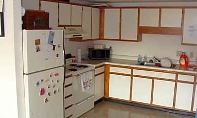 Kitchen, Dakota Apartments, 1