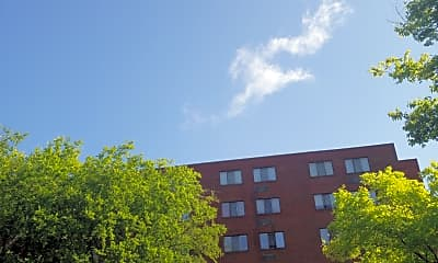 Calvary Towers Apartments, 2