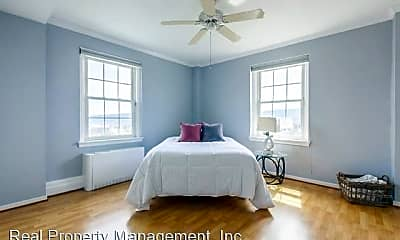 Bedroom, 500 Court Square, 1