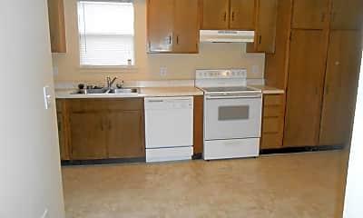 Kitchen, 251 Rast St O-4, 2