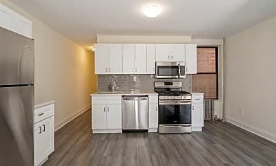 Kitchen, 269 Varick St 2D, 1