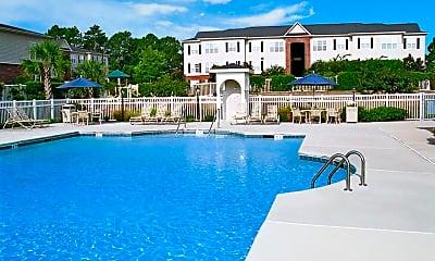 Pool, Bellingham Park Condominiums, 1