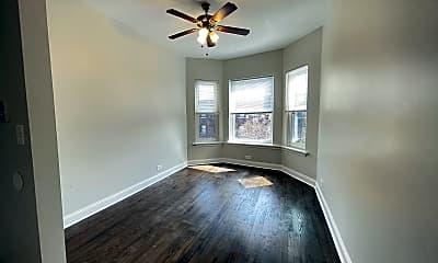 Living Room, 1414 W Wilson Ave Apt: 3, 0