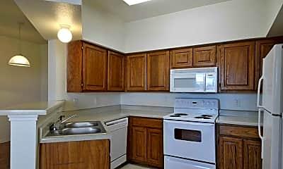Kitchen, Sycamore Center Villas, 0