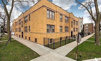 Building, 703 N Hamlin Ave 2, 0