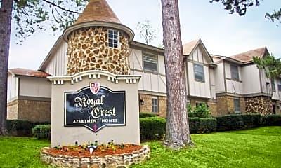 Building, Royal Crest, 0