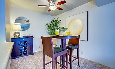Dining Room, Bay Pointe, 1