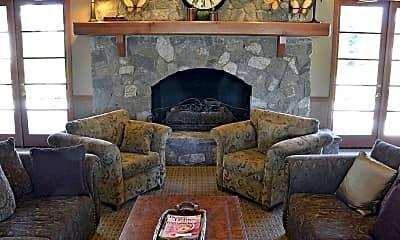 Clubhouse, Adirondack Lodge, 1