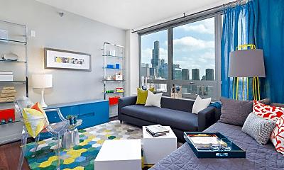 Living Room, 367 N Halsted St, 0