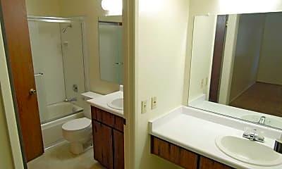Bathroom, Riverbelle Park, 2