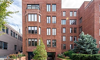 Building, 1045 31st St NW 401, 0