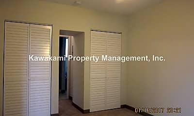 Bedroom, 2457 Ala Wai Blvd, 2