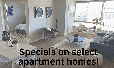 Living Room, Ballston Place, 0