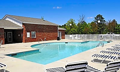 Pool, Featherstone Village, 1