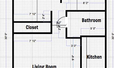 Building, 3160 Riverview Cir, 1