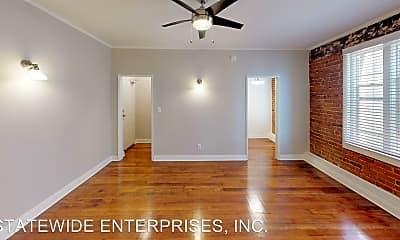 Bedroom, 525 S Gramercy Pl, 1