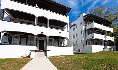 Building, 3302 Clifton Avenue, 2
