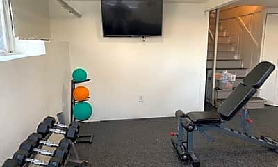 Fitness Weight Room, 2201 Broadway, 1
