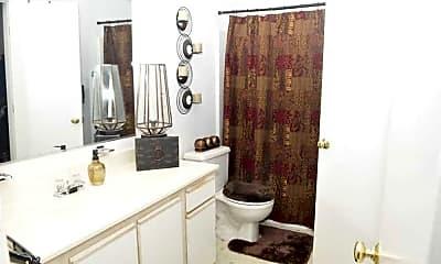Bathroom, Hunter Ridge, 2