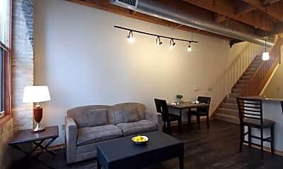 Living Room, 249 N. Water Street, 0