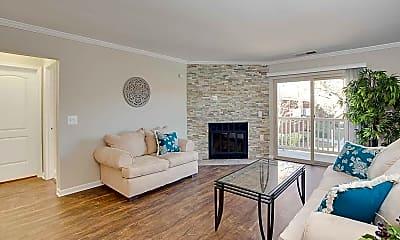 Living Room, Huntington Square, 1