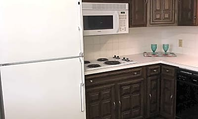 Kitchen, Twin Lakes Apartments, 1