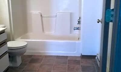 Bathroom, 480-500 W Juneau Street and 505 W Griffith Street, 2