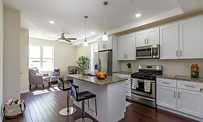 Kitchen, 816 N 16th St 3R, 1