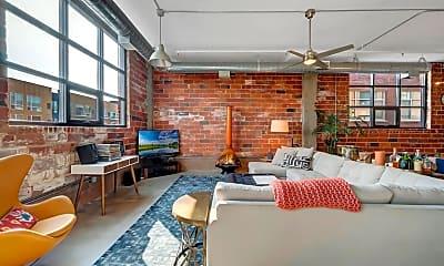 Living Room, 718 N Washington Ave 516, 0