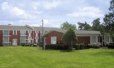 Building, Mount Vernon, 2